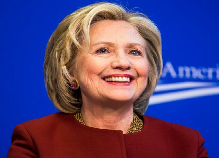 Hillary Clinton Life Facts: Family Background and History