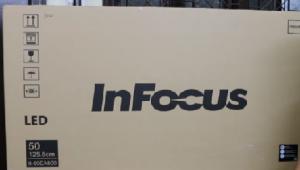InFocus Launches Range of LED TVs