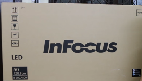 Infocus Projector Tv/ Televisions