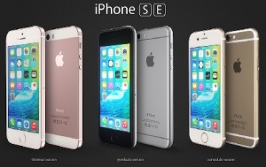 Launch of Apple's New iPhone SE