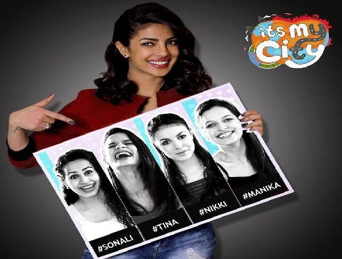 Priyanka Chopra's New Series 'It's My City' for Video Entertainment Mobile App: Watch Trailer