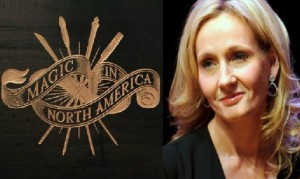 J.K. Rowling Launches 'Magic in North America' Series