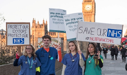 Junior Doctors Will Go On 48-Hour Strike: UK News On Strike Date of April 2016