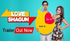 "Nidhi Subbaiah's latest release ""Love Shagun"""