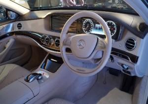 Mercedes Luxury Car