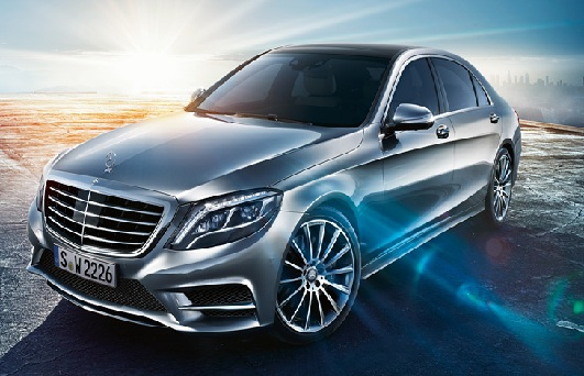 Photos of Mercedes Benz Car S400