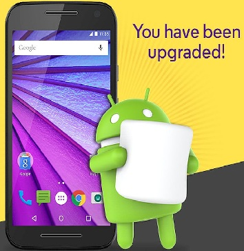 Moto g2 Marshmallow Update Download