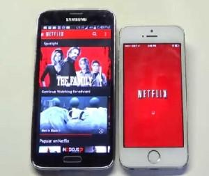 Netflix Mobile Users