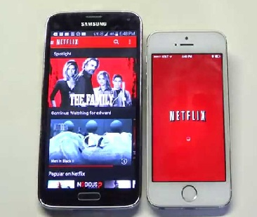 For Most Mobile Users Netflix Throttling Video Streams