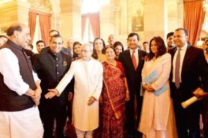 'Padma Vibhushan'  Award