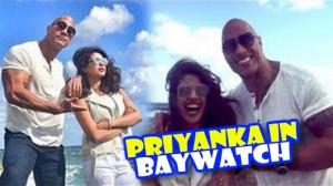 Priyanka Chopra Baywatch Look Photos