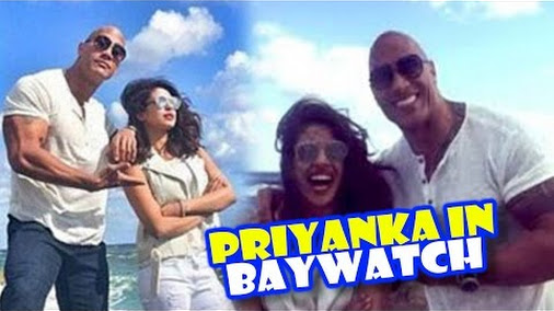 Priyanka Chopra Baywatch Look Photos: PC's Hollywood Movie Trailer