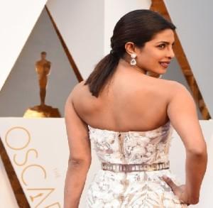 Priyanka Chopra Oscar Dress