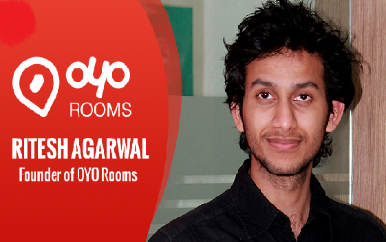 Oyo Rooms Company Founder/ Ritesh Agarwal Full Story