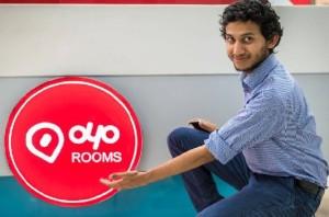 OYO Rooms Company Founder History