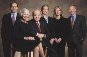 S.C .Johnson family
