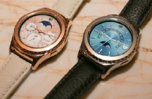 Rose Gold and Platinum Variants of Gear S2