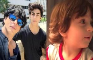 Shahrukh Khan Sons