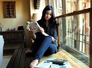 Shaheen Bhatt co-writing script