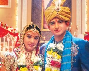 Shilpa Shinde with Romit Raj