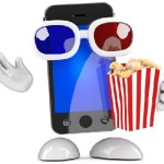 Viewing 3D Movie on a Phone with Super Multi-View Technique: Widespread 3D based Applications