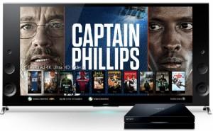 Sony 4K UHD TVs Ultra Service