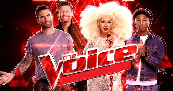The Voice 2016 Contestants/ Auditions/ Coaches