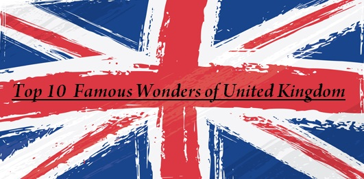 Natural Wonders of The United Kingdom