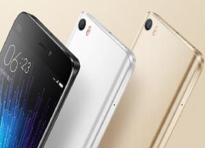 Xiaomi Mi 5 Onine Sell Date