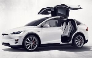 Tesla 2700 X SUVs