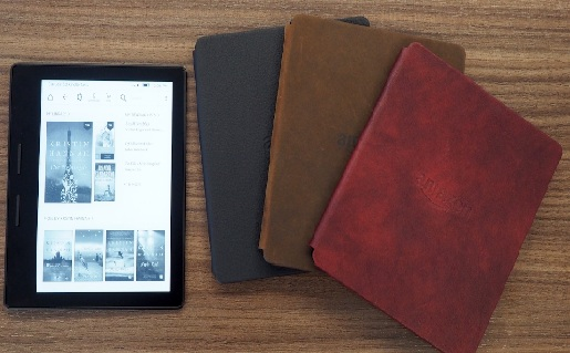 The Kindle Oasis is a Cork in a Desert of Screwcaps