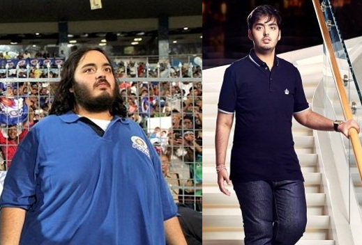 How did Anant Ambani Loosing Weight with Weight Training, Yoga, Cardio Exercises and Walk