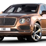 Bentley Bentayga Interior Photos: Book Bentley's First SUV in India Priced at Rs 3.85 CR