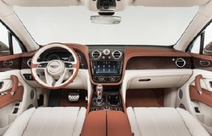 Bentley's First SUV in India