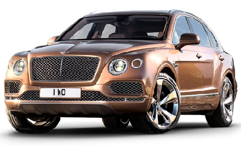 Bentley Bentayga Price in India/ SUV Review