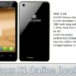 Buy Docoss X1 Android Phone Costs Rs 888: How to Book Docoss X1?