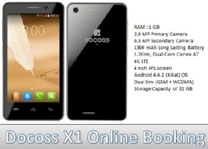 Buy Docoss X1 Android Phone