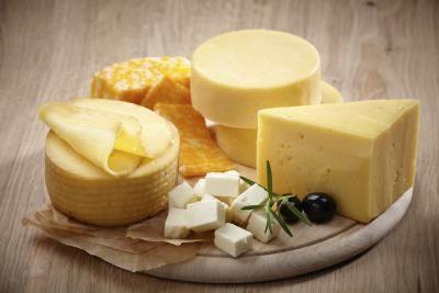 Cheese Fat Content Comparison Chart