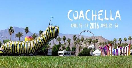 Coachella Music Festival 2016 Lineup Release Date
