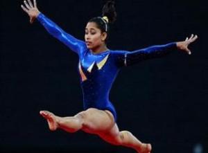 Dipa Karmakar at Rio Olympics