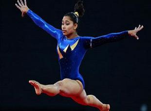 First Indian Woman Gymnast in Olympics