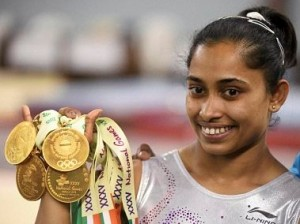 Dipa Karmakar is First Indian Woman Gymnast