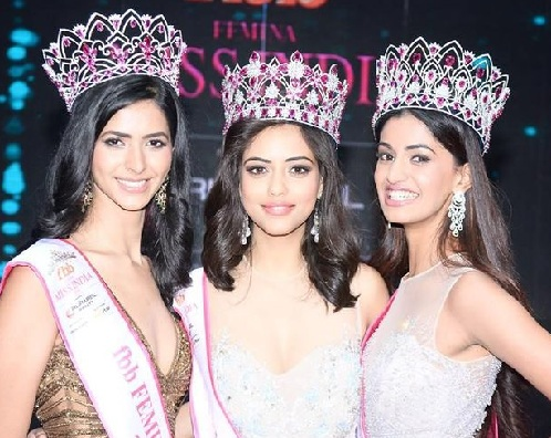 All Miss India Winners List with Photos