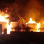 Fire Erupted at Biomax Fuels Limited, in the Visakhapatnam SEZ, Located at Duvvada