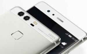 Huawei P flagship