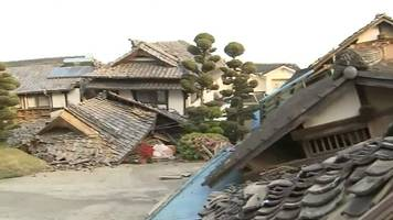 Earthquake Japan Today Tsunami Warning