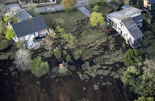 Japan Earthquake Damage Report