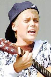 Bieber's Childhood