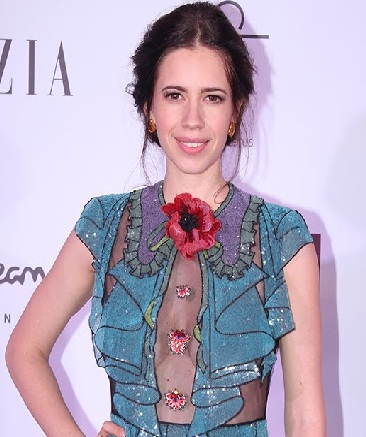 Kalki Koechlin Photos in a 3D Dress