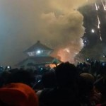 Kerala Fire Accident Videos: Puttingal Temple of Paravur, Kollam District in Kerala on Black Sunday